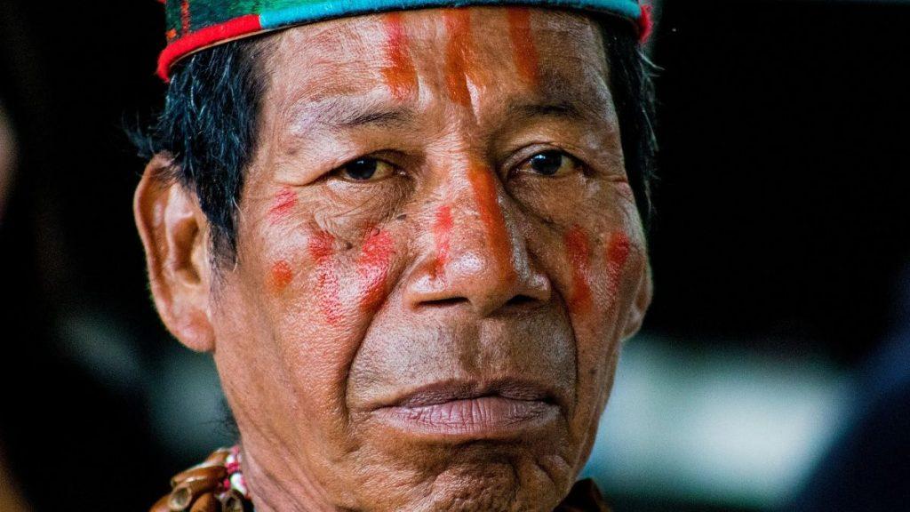 Indigene Siona Putumayo Ecuador