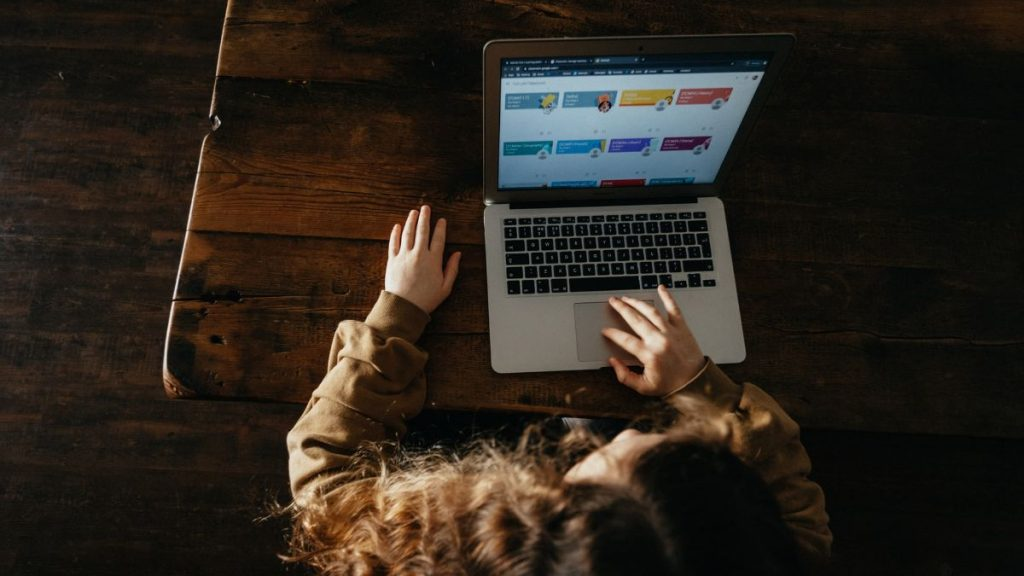 digitales Lernen global Corona
