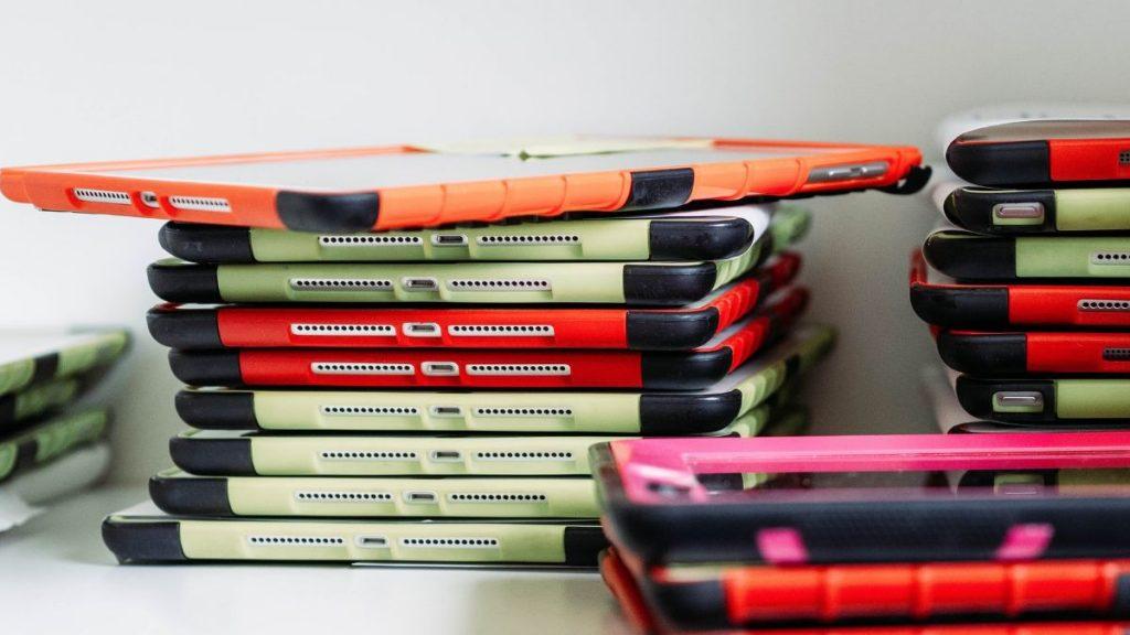 digitale Lernangebote in Schulen