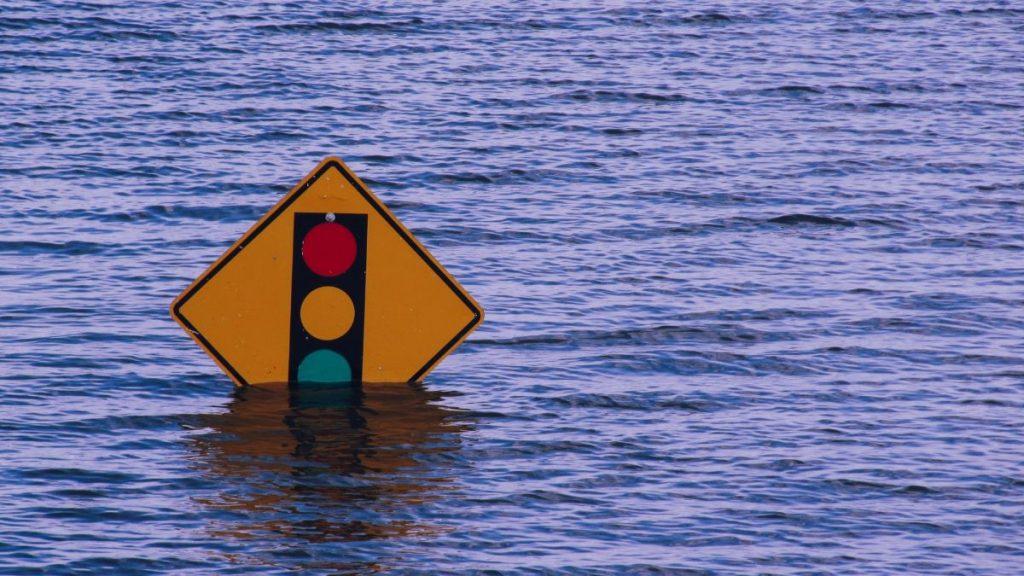 Klimakrise Überschwemmungen WeltRisikoBericht