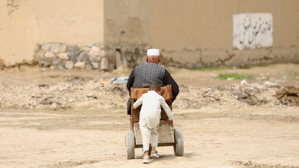 Kabul Afghanistan ungewisse Zukunft